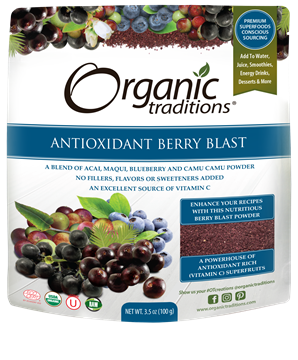 Picture of  Antioxidant Berry Blast, 100g