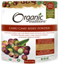 Picture of Organic Traditions Camu Camu Berry Powder, 100g