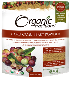 Picture of  Camu Camu Berry Powder, 100g