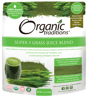 Picture of  Super 5 Grass Juice Blend, 150g
