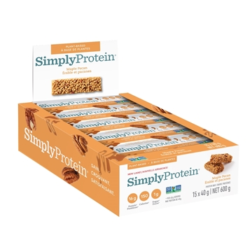 Picture of Simply Protein Protein Bar, Maple Pecan 15x40g