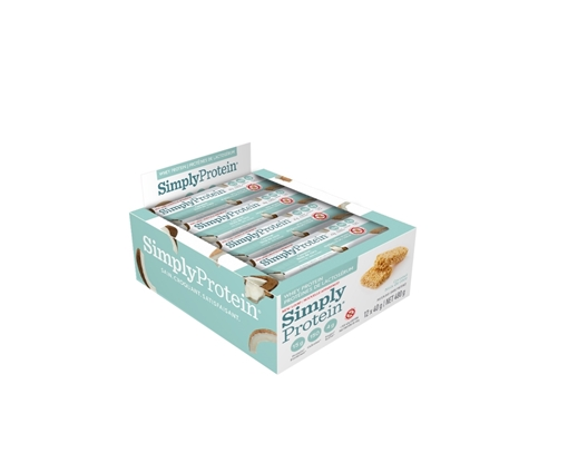 Picture of Simply Protein Whey Bar, Coconut  12x 40g