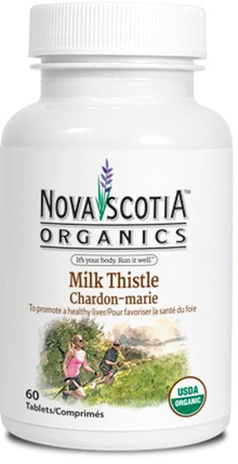 Picture of Nova Scotia Organics Milk Thistle, 90 Capsules