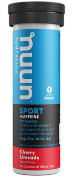 Picture of Nuun & Company, Inc Nuun Sport Cherry Limeade, 10 Tablets x 8