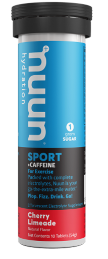 Picture of Nuun & Company, Inc Sport + Cherry Limeade, 8 x 10 Tablets