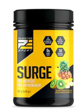 Picture of Paleoethics PaleoEthics Surge Pre-Workout, Tropical 127g