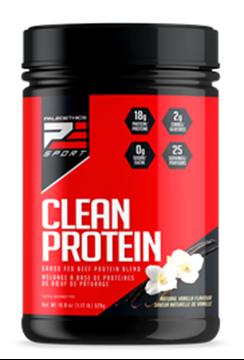 Picture of  PaleoEthics Clean Protein, Vanilla 529g