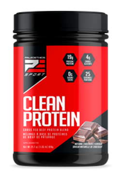Picture of Paleoethics PaleoEthics Clean Protein, Chocolate 616g