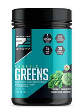 Picture of  Organic Greens Naturally Unflavored, 173g