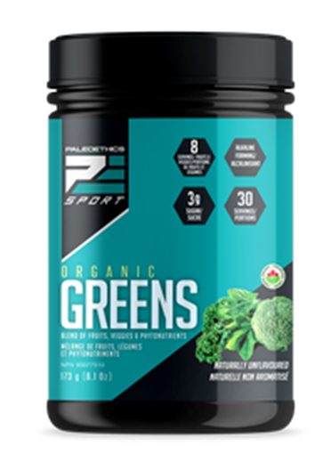 Picture of Paleoethics Organic Greens Naturally Unflavored, 173g