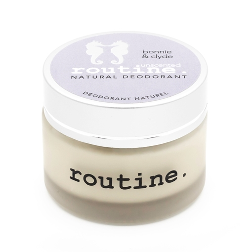 Picture of Routine Bonnie N Clyde Unscented Cream Deodorant, 58g