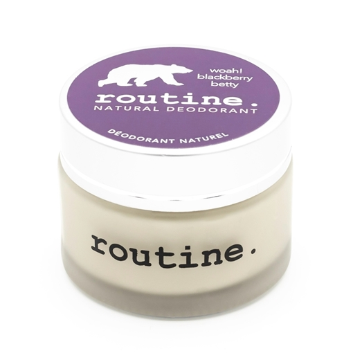 Picture of Routine Blackberry Betty Cream Deodorant, 58g