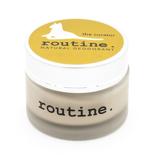 Picture of Routine The Curator (Baking Soda Free) Cream Deodorant, 58g