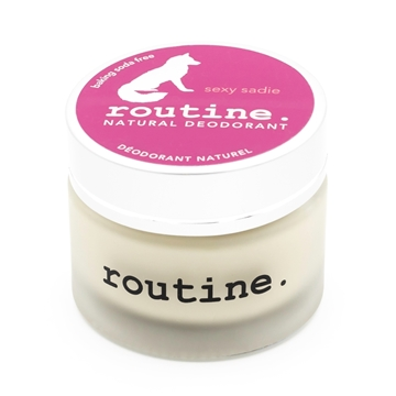 Picture of Routine Sexy Sadie (Baking Soda Free) Cream Deodorant, 58g