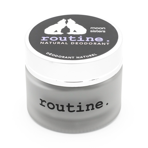 Picture of Routine Moon Sisters (magnesium & charcoal) Cream Deodorant, 58g