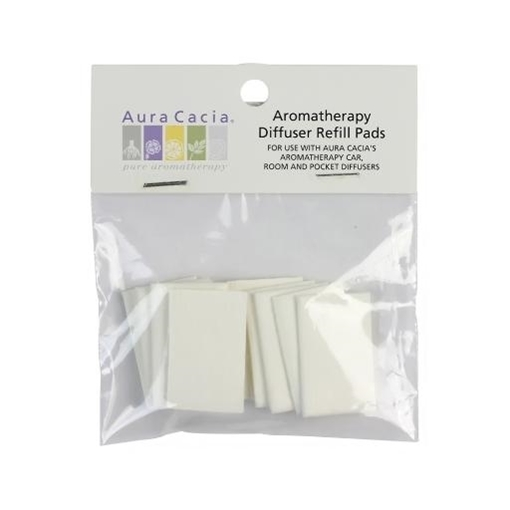 Picture of Aura Cacia Aura Cacia Room/Car Diffuser Refill Pads, 10 Refill Pads