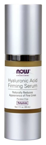 Picture of NOW Foods Hyaluronic Firming Serum, 30mL