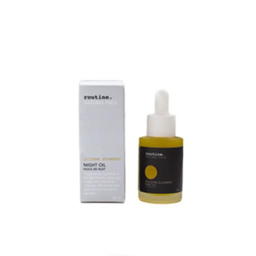 Picture of Routine Golden Slumber Night Oil, 30 ml