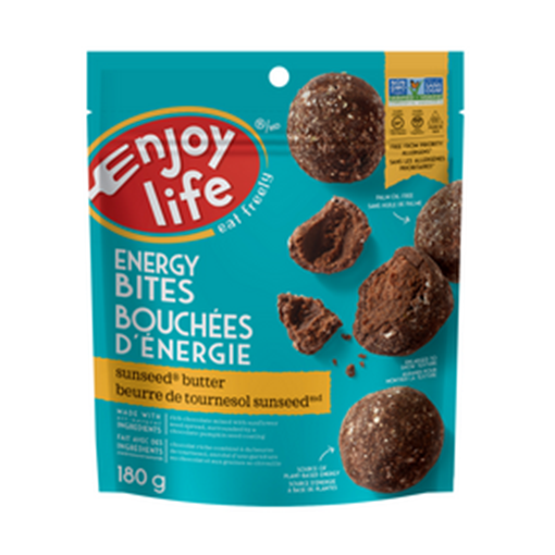 Picture of Enjoy Life Foods Sunseed Butter Energy Bite, 6x180g