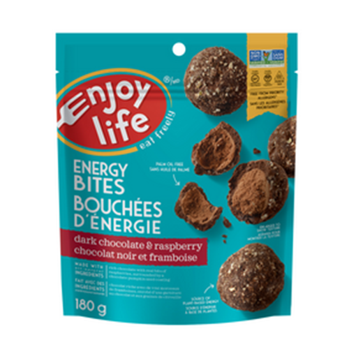 Picture of Enjoy Life Foods Dark Chocolate & Raspberry, 6x180g