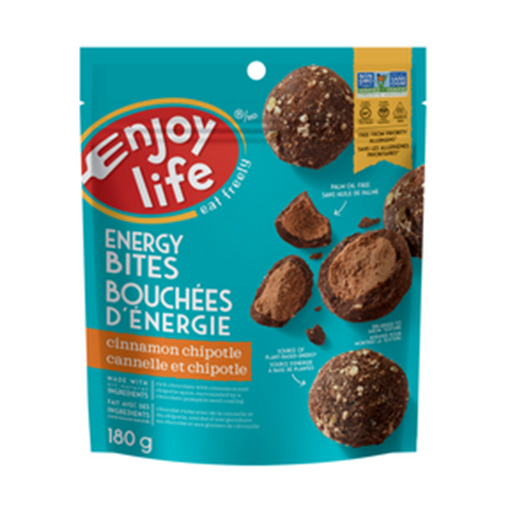 Picture of Enjoy Life Foods Cinnamon Chipotle Energy Bites, 6x180g