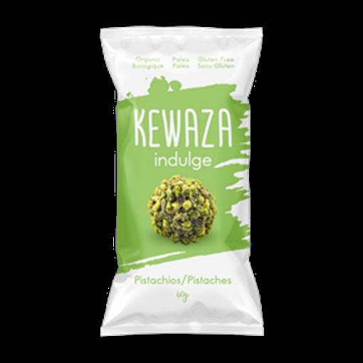 Picture of Kewaza Kewaza Indulge Pistachio, 10x40g