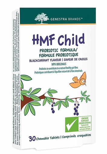 Picture of Genestra Brands HMF Child, 30 tabs