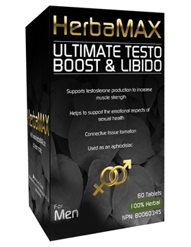 Picture of  Ultimate Testo & Libido Boost, 60 pk