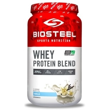 Picture of BioSteel Natural Whey Protein Blend Van 725g