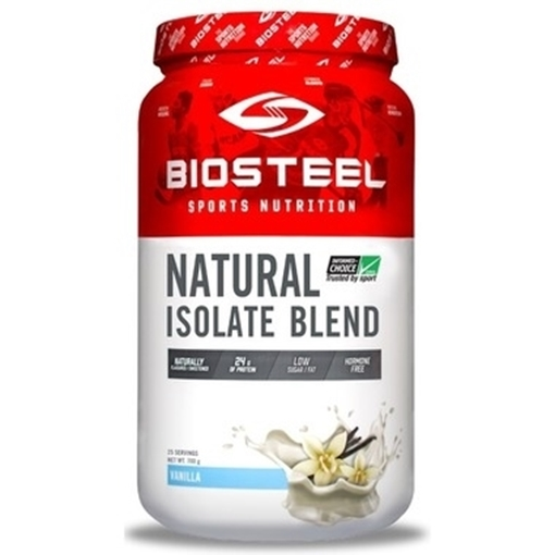 Picture of BioSteel Natural Isolate Protein Blend Vanilla, 700gr