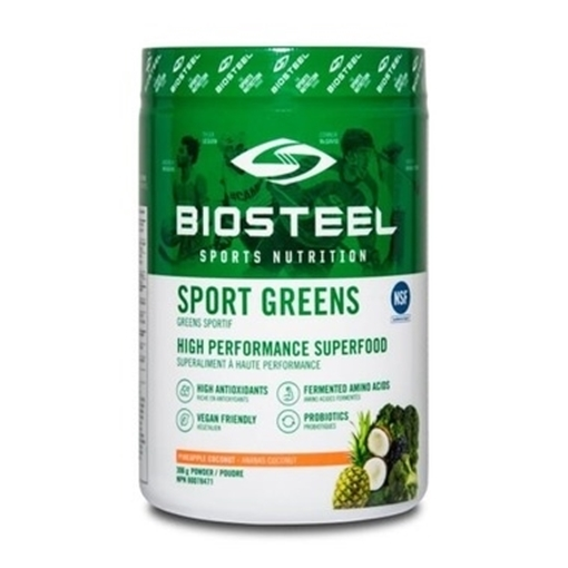 Picture of BioSteel Sport Greens Pineapple Coconut, 300gr