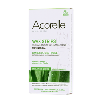 Picture of Acorelle Hair Removal: Bikini & Underarm 20 pack