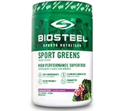 Picture of BioSteel Sport Greens Pomegranate Berry, 300gr
