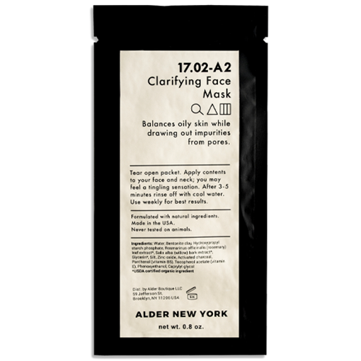 Picture of Alder New York Clarifying Face Mask, 23g