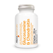 Picture of Alora Naturals Glucosamine & Chondroitin, 90 Caps/900mg