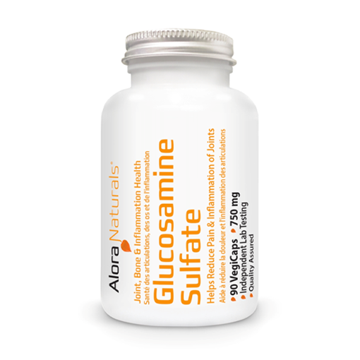 Picture of Alora Naturals Glucosamine Sulfate, 90 Caps/750mg