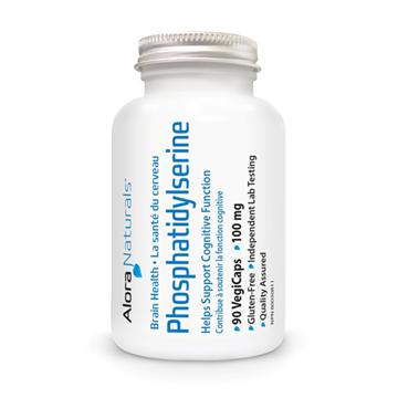 Picture of  Phosphatidylserine, 90 Caps/100mg