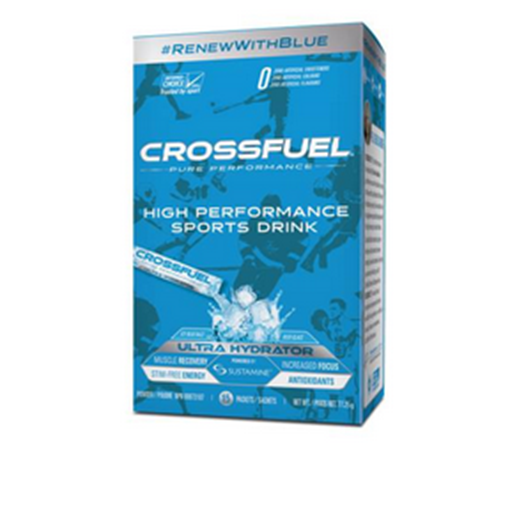 Picture of Crossfuel Ultra Hydration Blue Razz, 15 Count