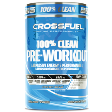 Picture of Crossfuel Pre-Workout Blue Raspberry, 170g