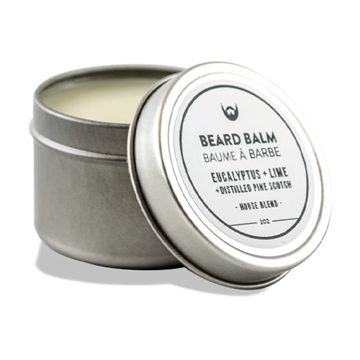 Picture of  Beard Balm Eucalyptus, Lime + Pine, 57g