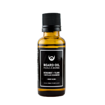 Picture of  Beard Oil Bergamot Ylang Cedar, 30ml