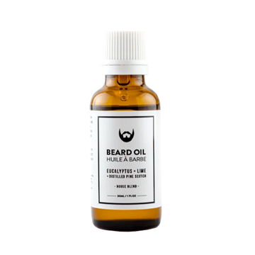 Picture of  Beard Oil Eucalyptus, Lime + Pine, 30ml