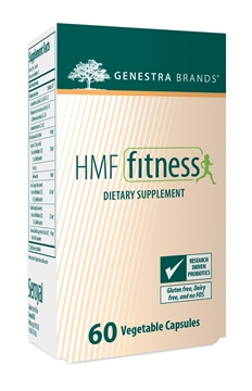 Picture of  HMF Fitness, 60 Vegetable Capsules