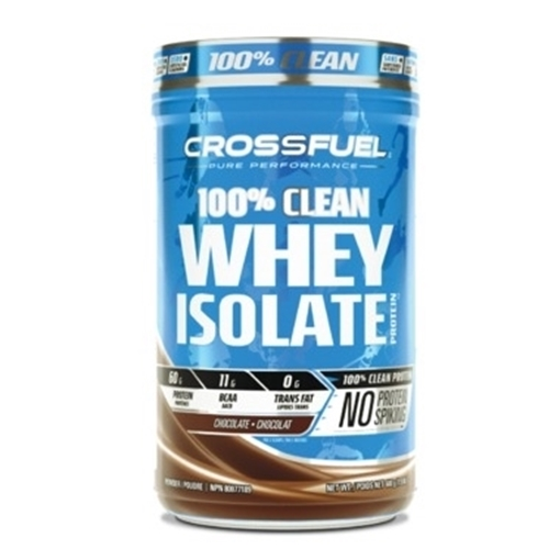 Picture of Crossfuel Whey Isolate Protein Chocolate, 680g