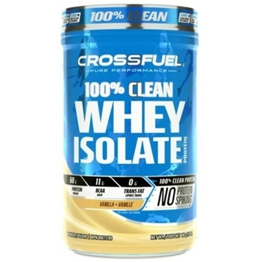 Picture of Crossfuel Whey Isolate Protein Vanilla, 680g