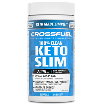 Picture of Crossfuel Keto Slim, 60 Capsules