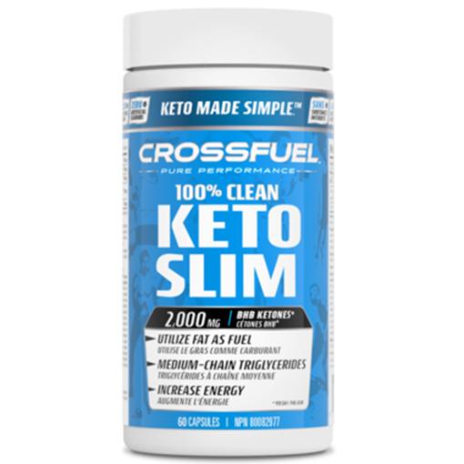 Picture of Crossfuel Keto Slim, 60 Capsules