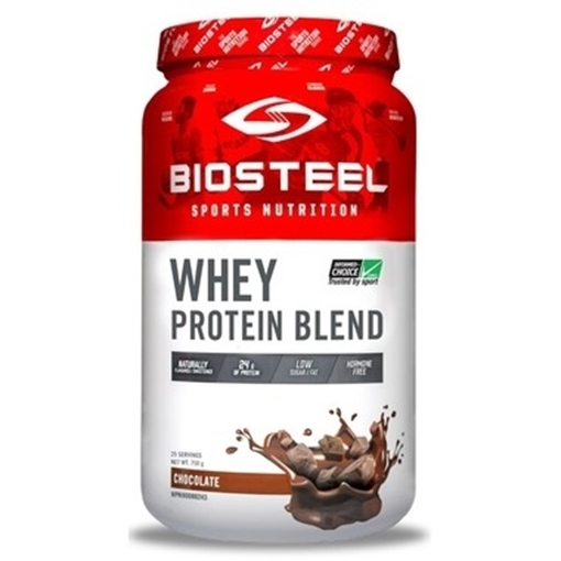 Picture of BioSteel Natural Whey Protein Blend Chocolate, 750g