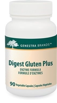 Picture of  Digest Gluten Plus, 90 caps