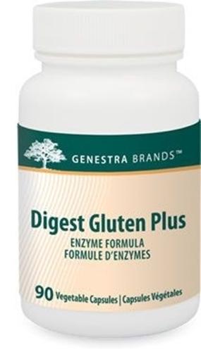 Picture of Genestra Brands Digest Gluten Plus, 90 caps